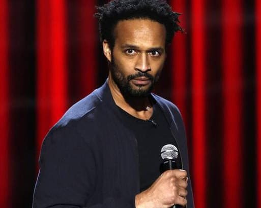 Cyrus McQueen on Last Comic Standing